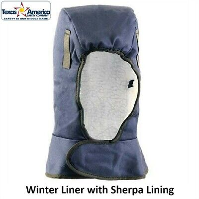 NEW Occunomix Winter Hard Hat Liner with Sherpa Lining