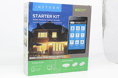 Insteon Starter Kit With On/off Modules 2