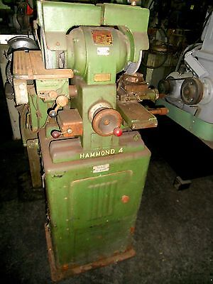 Hammond #4 Double End Tool Grinder
