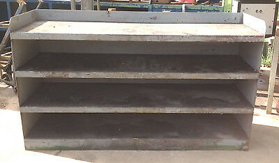 Steel Heavy Duty Industrial Workbench Bench Shelving with Shelves