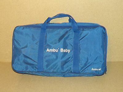 Ambu Baby Cpr Manikin With Carrying Case (Aa1)