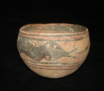 Extremely Unique! Going Out Of Business Sale Bowl! From Early Bronze Age! 3000Bc