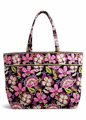 NWT. Vera Bradley Grand Tote Extra Large (Free shipping)
