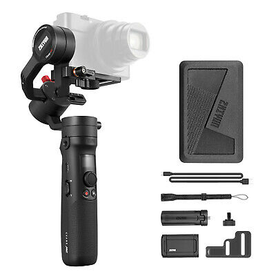 Zhiyun Crane-M 3 Axis Gimbal Stabilizer For Mirrorless Camera GoPro Hero Phones