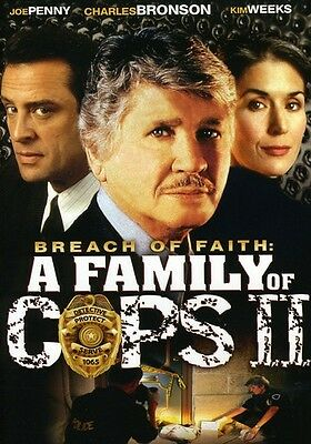 Breach of Faith: A Family of Cops II [FS] (2008, DVD New)