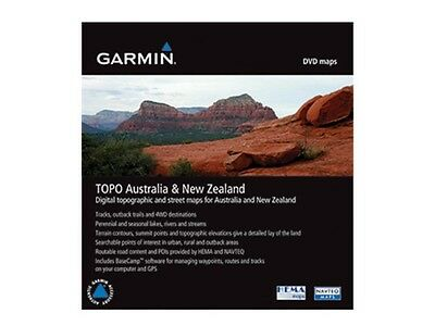 Garmin TOPO Australia and New Zealand