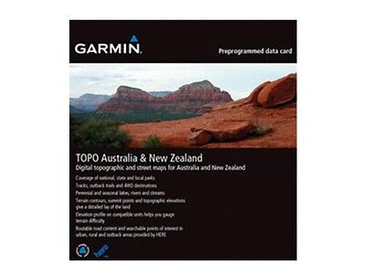 Garmin TOPO Australia and New Zealand Light