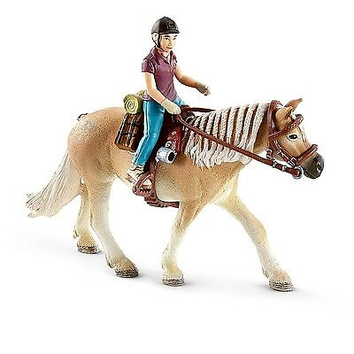 Schleich Pony Riding Set Camping