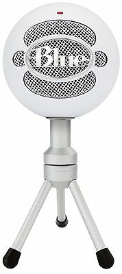 Blue Microphones Snowball iCE Condenser Microphone Cardioid White
