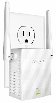 TP-Link TL-WA855RE N300 Wi-Fi Range Extender Wall Plug Plug and Play Ethernet...