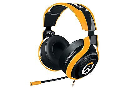 Razer Overwatch ManO'War Tournament Edition Gaming Headset - Compatible with ...