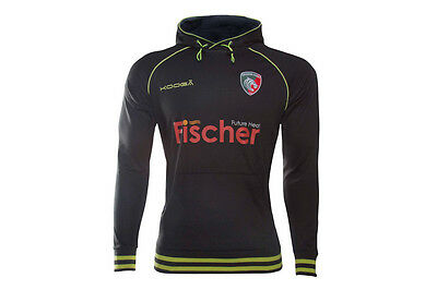 Kooga Leicester Tigers 2016/17 Rugby Training Hooded