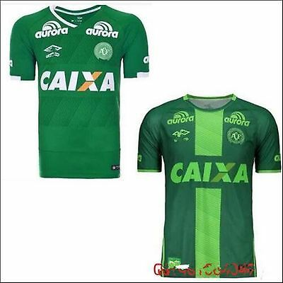 2016 Chapecoense AF 2016-2017 Home/away Soccer Jersey Football shirt T shirt Fan