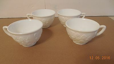 Indiana Colony Harvest Grapes Set Of 4 Cups