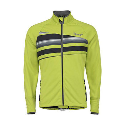 Zoot Men's Spin Drift Softshell Jacket Spring Green XS