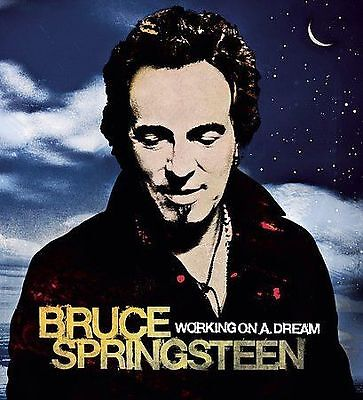 BRUCE SPRINGSTEEN Working On A Dream CD BRAND NEW