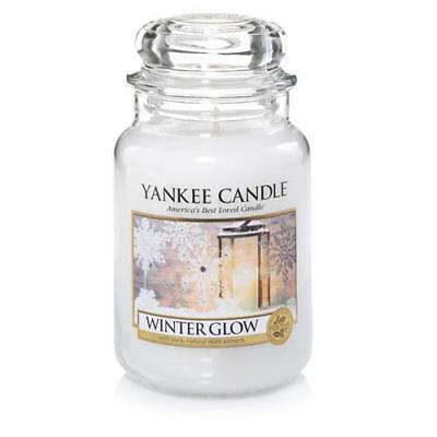 Yankee Candle Large Jar Scented Candle - Winter Glow