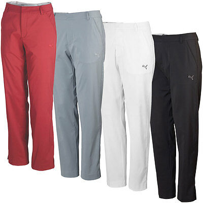 56% OFF RRP Puma Golf Mens Tech Style Pant Performance Dry Cell Golf Trousers