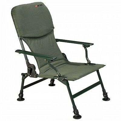 NEW JRC Contact Recliner Carp Fishing Chair - 1294364