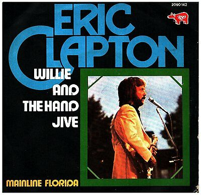 18344  Eric Clapton  Willie And The Hand  Jive
