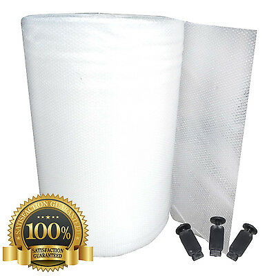 Greenhouse Bubble Insulation Wrap Triple Laminated UV Resistant + FREE Fix Clips
