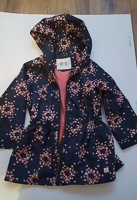 Girls 3-4 Years French Connection Coat Good Condition