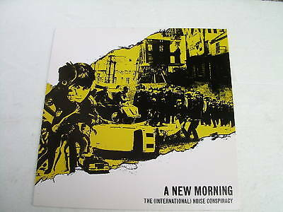 Lp The International Noise Conspiracy A New Morning