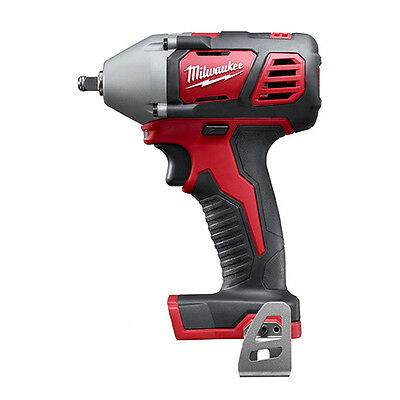 """New Milwaukee 2658-20 Compact M18 3/8"""" 18 Volt Cordless Impact Wrench Sale"""