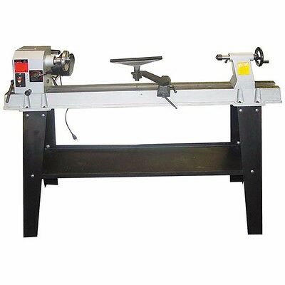 """TD 10061, WOOD LATHE, 14"""" X 43"""",  3/4 HP (Lathe Only/No Stand) (TD10061-WH42*K)"""