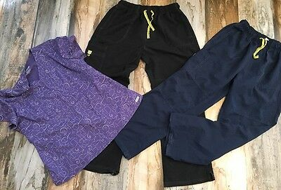 GREY'S ANATOMY WINK Size XL Women's Outfit Lot Scrub Top And Bottoms Pants