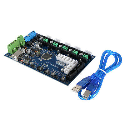 MKS Gen V1.4 3D Drucker Controller Board Update of RAMPS 1.4 + Mega 2560 TE660