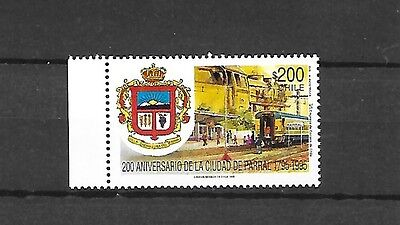 CHILE Sc 1139 NH ISSUE OF 1995 - CITY - ARMS