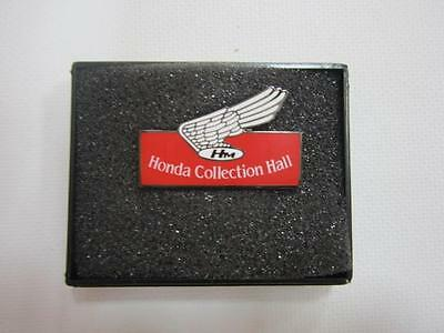 HCH Logo Pins Honda Collection Hall Limited Motorsports Item from Japan 66C