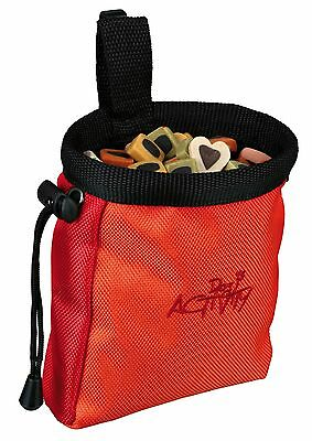 New Trixie 1x Large Dog Snack Treat Bag For Walking 3227