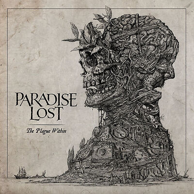 Paradise Lost The Plague Within Vinyl LP NEW