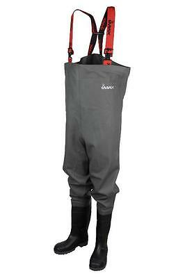 IMAX NAUTIC Fishing Chest Waders Cleated Sole - All Sizes - NEW 2017