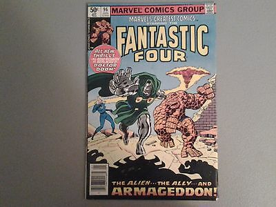 Marvel Comics 1980 Fantastic Four #96 F/vf Combined Shipping