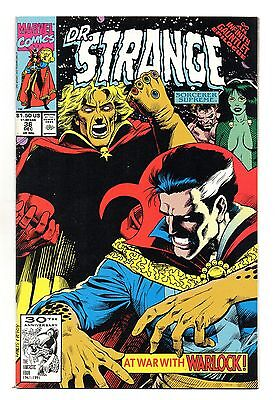 Dr Strange Sorcerer Supreme No 36 Dec 1991 (VFN+ to NM-) Marvel, Modern Age
