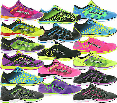 SALMING Zapatillas Running Mujer Hombre Distance, Speed, Race, XPlore, Trail