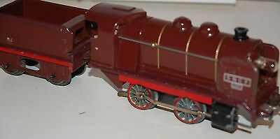 Hornby Series O Gauge Electric 20V Locomotive And Tender Loco In Sncf Livery