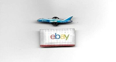 Boeing Aircraft Company 2000's Boeing 787 Dreamliner Pin/tie Tack Metal