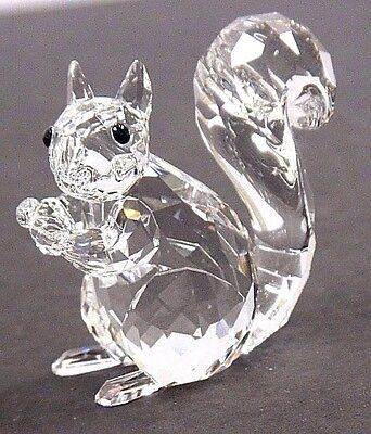 Squirrel 2016 Clear Swarovski Crystal #5135941