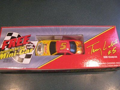 Special Kellogg's Cereal Promotional Offer Car Terry Labonte #5 Kellogg's