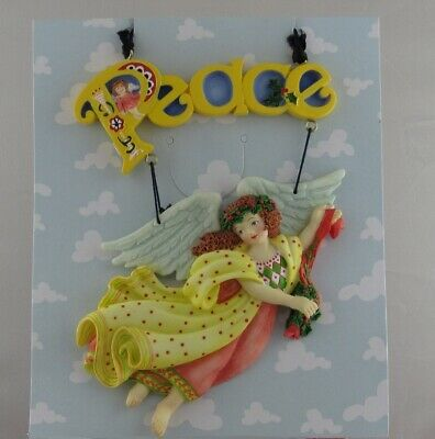 Mary Engelbreit Peace Hanging Message Plaque-612952