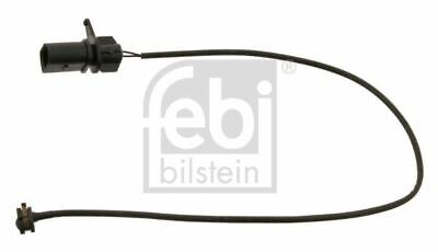 FEBI 31410 Warning Contact, brake pad wear Front Axle left or right