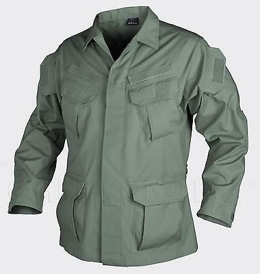 HELIKON TEX SFU Special Forces Tactical Combat Outdoor Jacke Jacket Oliv Green S