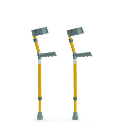 Children's Elbow Crutches - Pair (Choose Your Size)