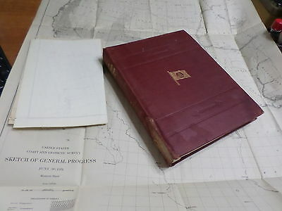 Report of the COAST AND GEODETIC SURVEY from 1/7/1910 to 30/6/1911 Washington