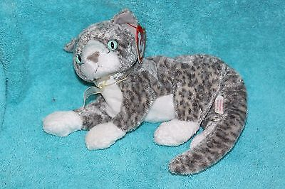 Ty Beanie Baby ~ PURR the Cat ~ MINT with MINT TAGS ~ RETIRED