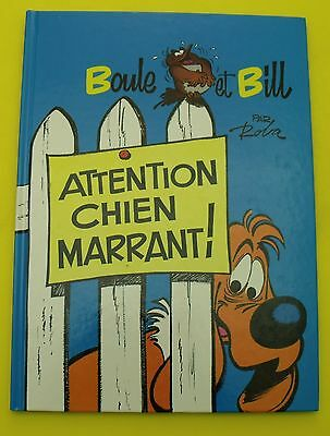 BOULE ET BILL - Attention chien marrant !  - Jean Roba ( BD ) - Tome 10